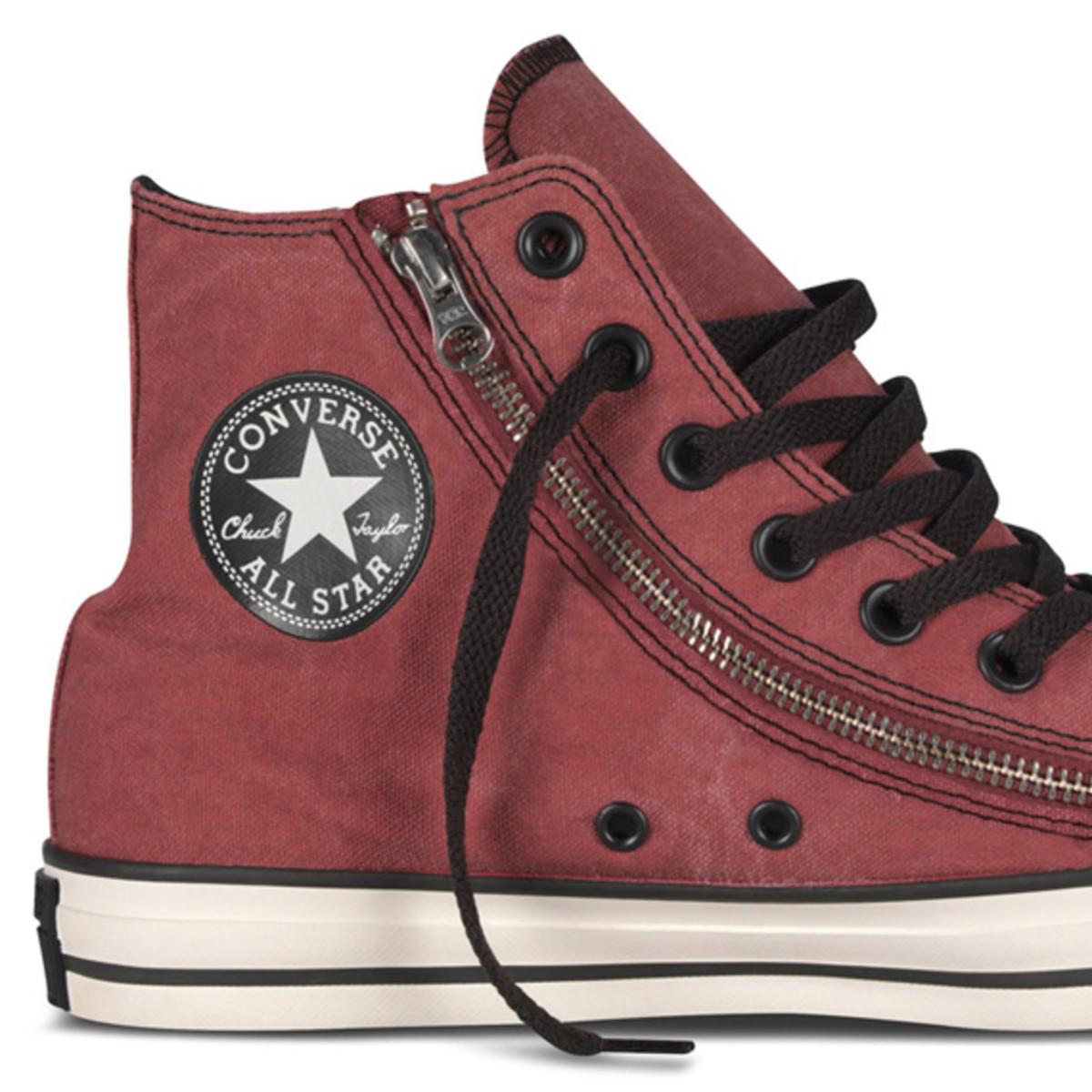 CONVERSE Chuck Taylor All Star Double Zip - Fall 2013 Collection - 6