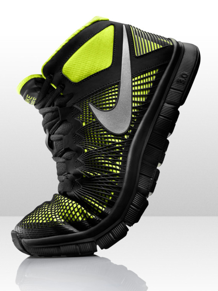 Nike Free Trainer 3.0 Mid Shield - Officially Unveiled - 3