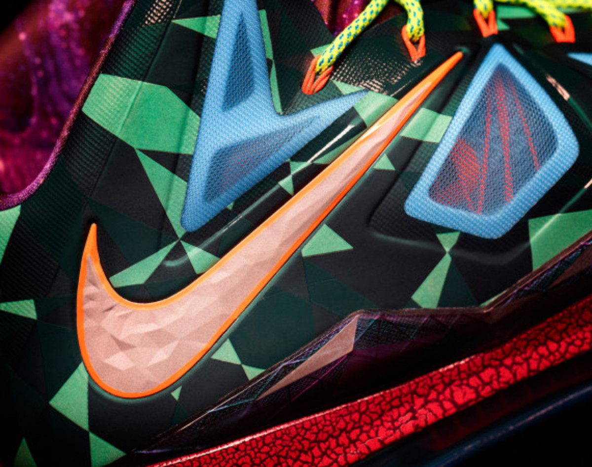 "Nike LeBron X ""MVP"" – Celebrating LeBron James' 4th NBA Most Valuable Player Award - 21"