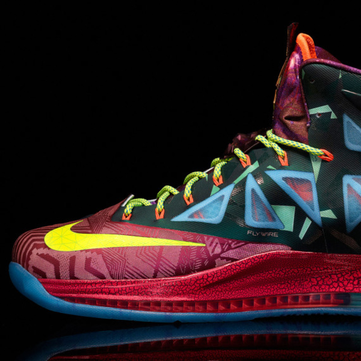 "Nike LeBron X ""MVP"" – Celebrating LeBron James' 4th NBA Most Valuable Player Award - 6"