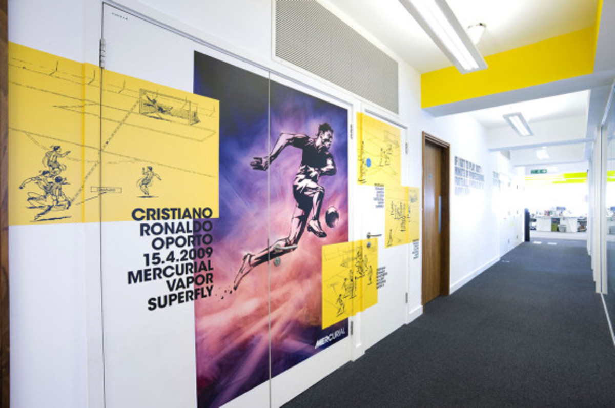 Nike UK Headquarters - Newly Redesigned By Rosie Lee - 16