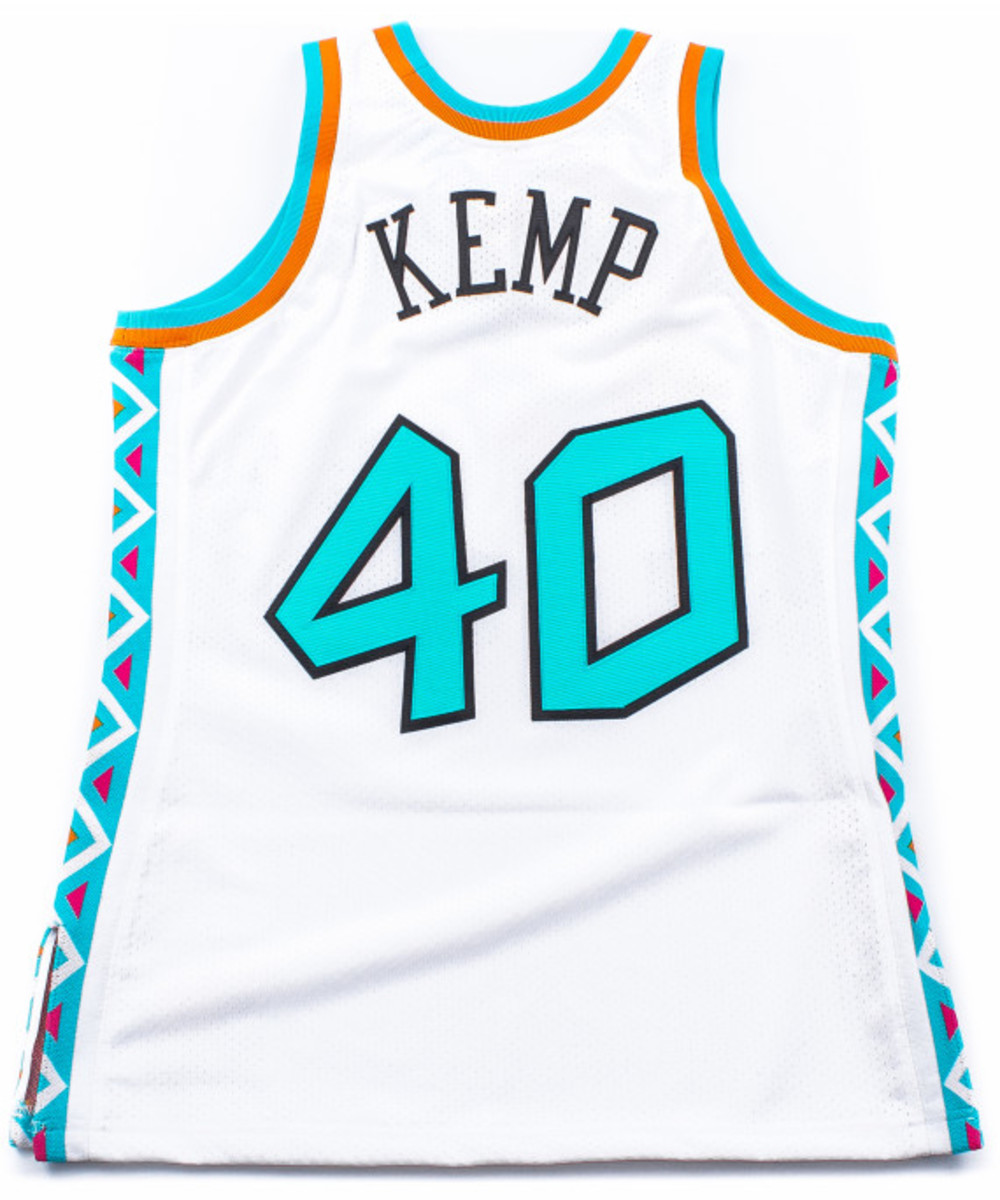 Packer Shoes x Mitchell & Ness - 1996 NBA All-Star Game Jersey - Shawn Kemp Edition - 8