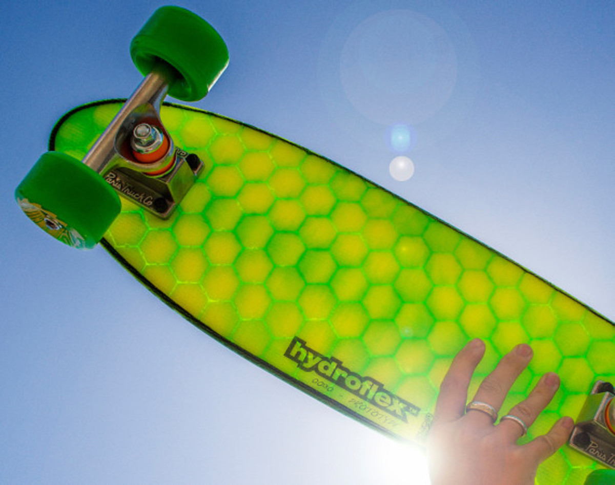 Hydroflex Skateboard - Hi-Tech Composite Skateboards - 1