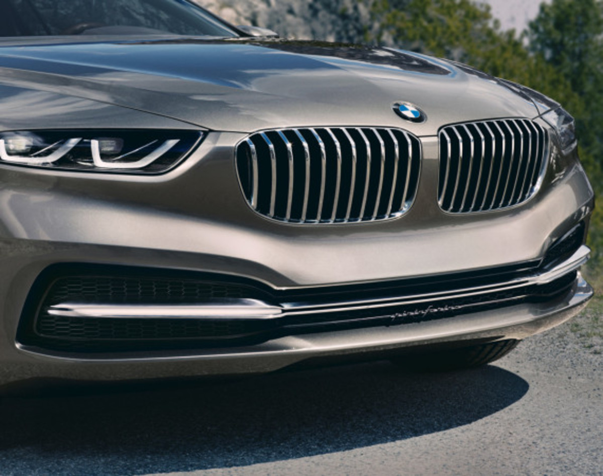 BMW Pininfarina Gran Lusso Coupé - Officially Unveiled - 22