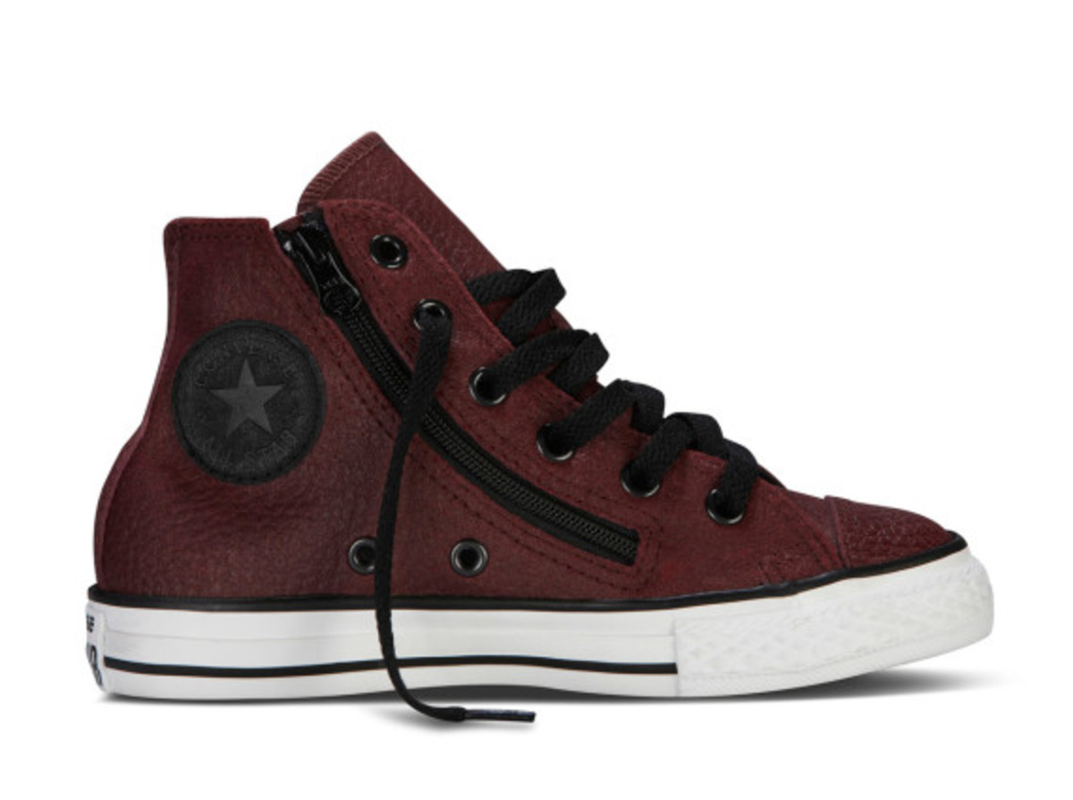 CONVERSE Chuck Taylor All Star Double Zip - Fall 2013 Collection - 7