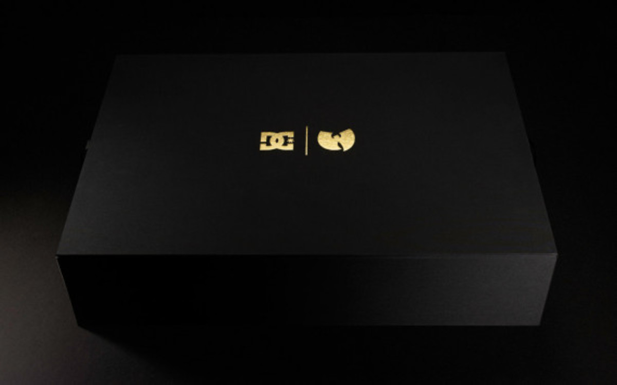 """DC Shoes x Wu-Tang Clan – """"Enter the Wu-Tang: 36 Chambers"""" 20th Anniversary Collection   Available Now - 2"""