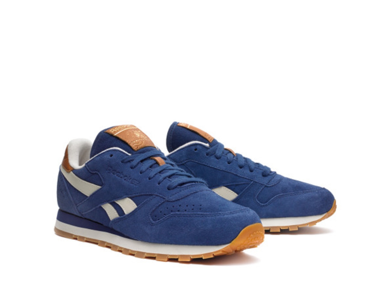 Reebok Classic Leather Suede - Summer 2013 Pack - 7
