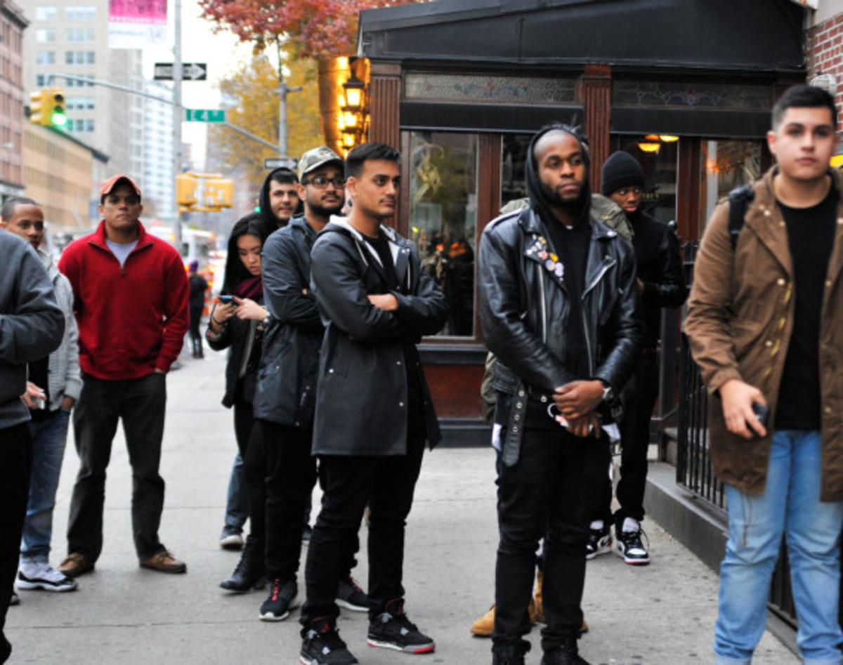 "Kanye West Opens ""Yeezus Tour"" Pop-Up Shop in New York City 