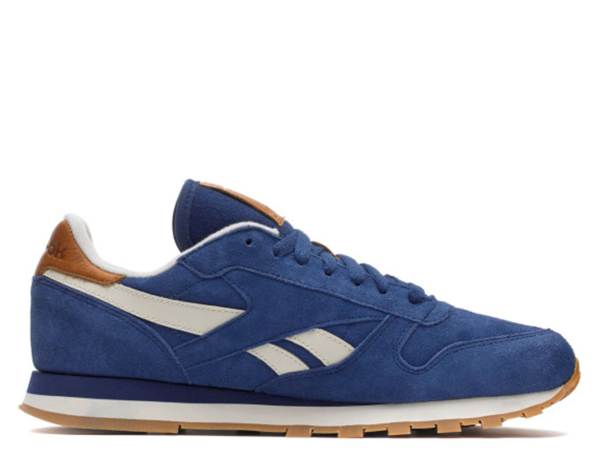 Reebok Classic Leather Suede - Summer 2013 Pack - 9
