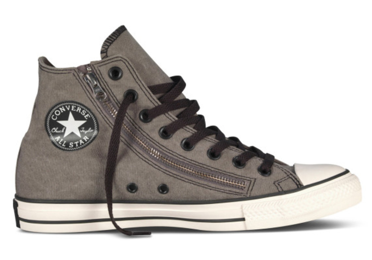 CONVERSE Chuck Taylor All Star Double Zip - Fall 2013 Collection - 1