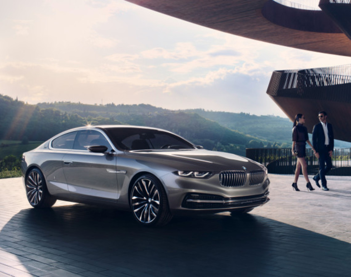BMW Pininfarina Gran Lusso Coupé - Officially Unveiled - 15
