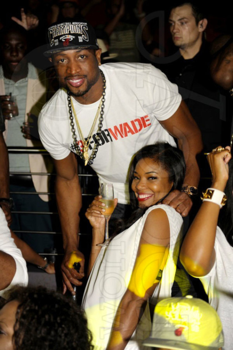 Miami Heat - 2013 NBA Championship After Party at STORY | Event Recap - 10