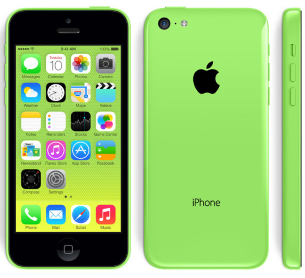 Apple iPhone 5C - Officially Unveiled - 8