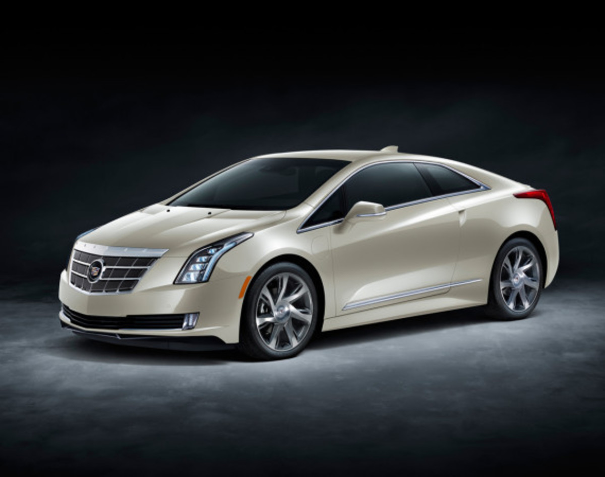"2014 Cadillac ELR - Saks Fifth Avenue ""White Diamond"" Special Edition - 0"