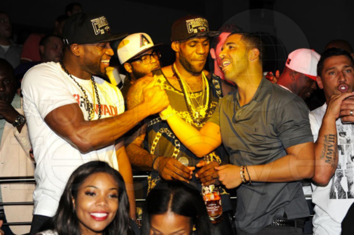 Miami Heat - 2013 NBA Championship After Party at STORY | Event Recap - 13