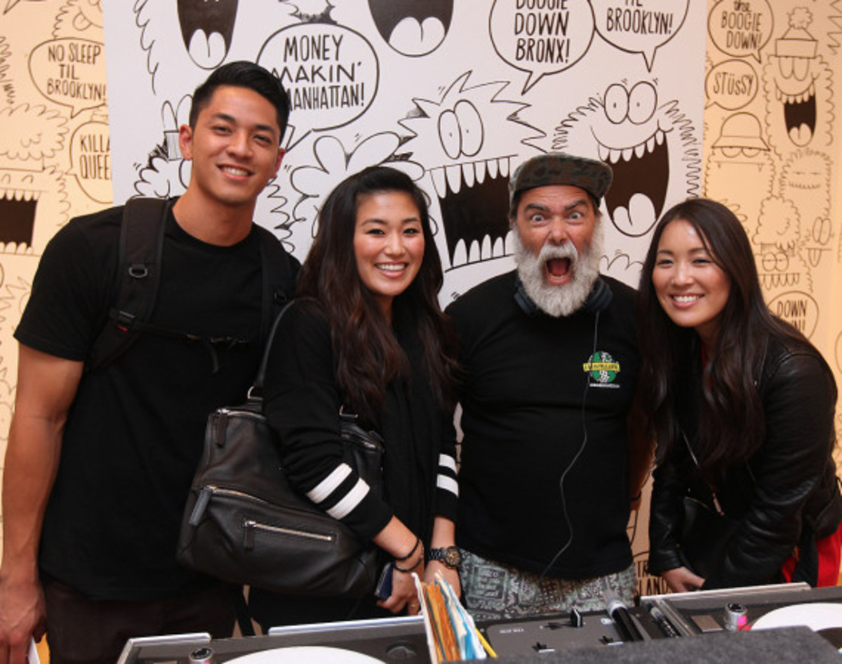 Stussy NYC x Kevin Lyons - Product Launch Party | Event Recap - 17