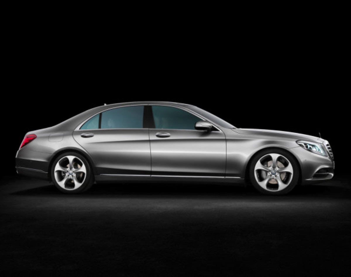 2014 Mercedes-Benz S-Class - New Flagship Model To Redefine Luxury - 3