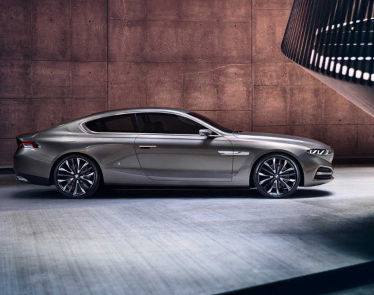 BMW Pininfarina Gran Lusso Coupé - Officially Unveiled - 5