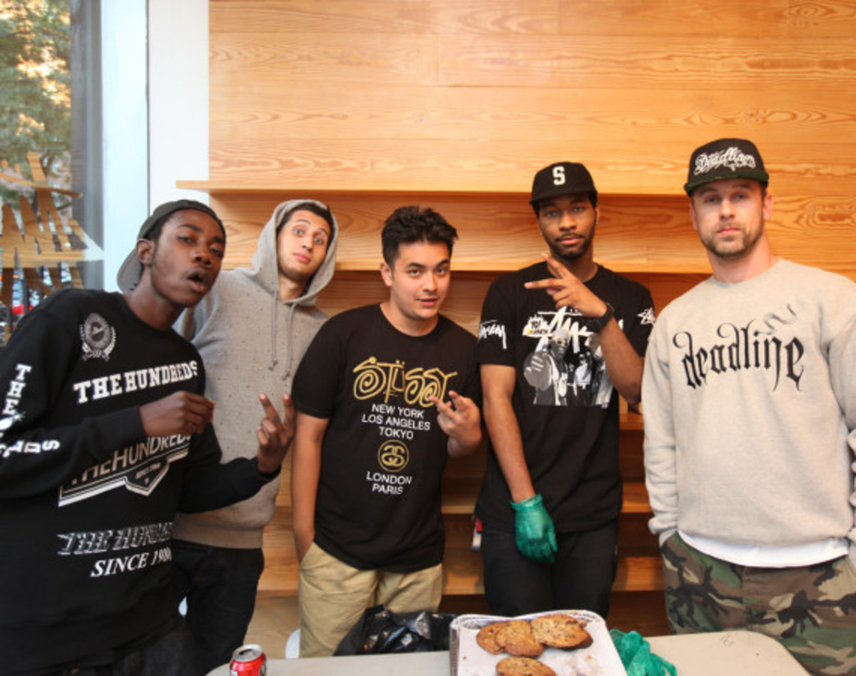 Stussy NYC x Kevin Lyons - Product Launch Party | Event Recap - 27