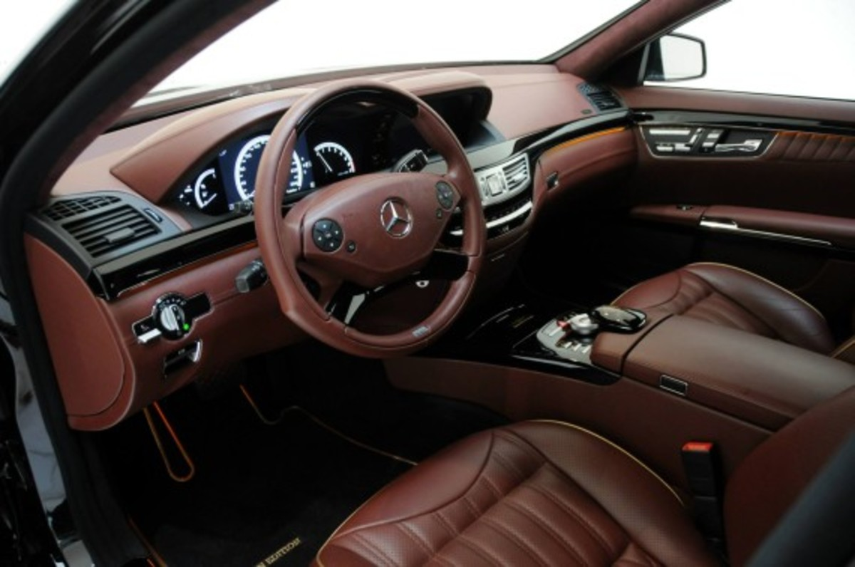 2014 Mercedes-Benz S600 – 60 S Dragon Edition | By BRABUS - 15