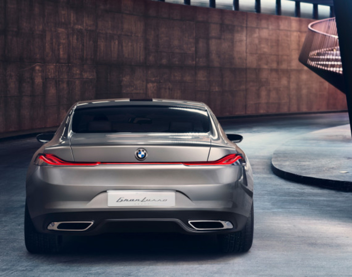 BMW Pininfarina Gran Lusso Coupé - Officially Unveiled - 8