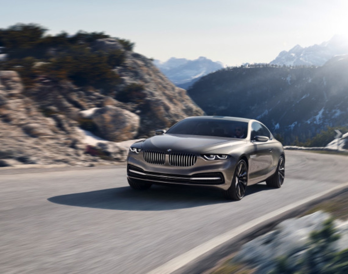 BMW Pininfarina Gran Lusso Coupé - Officially Unveiled - 20