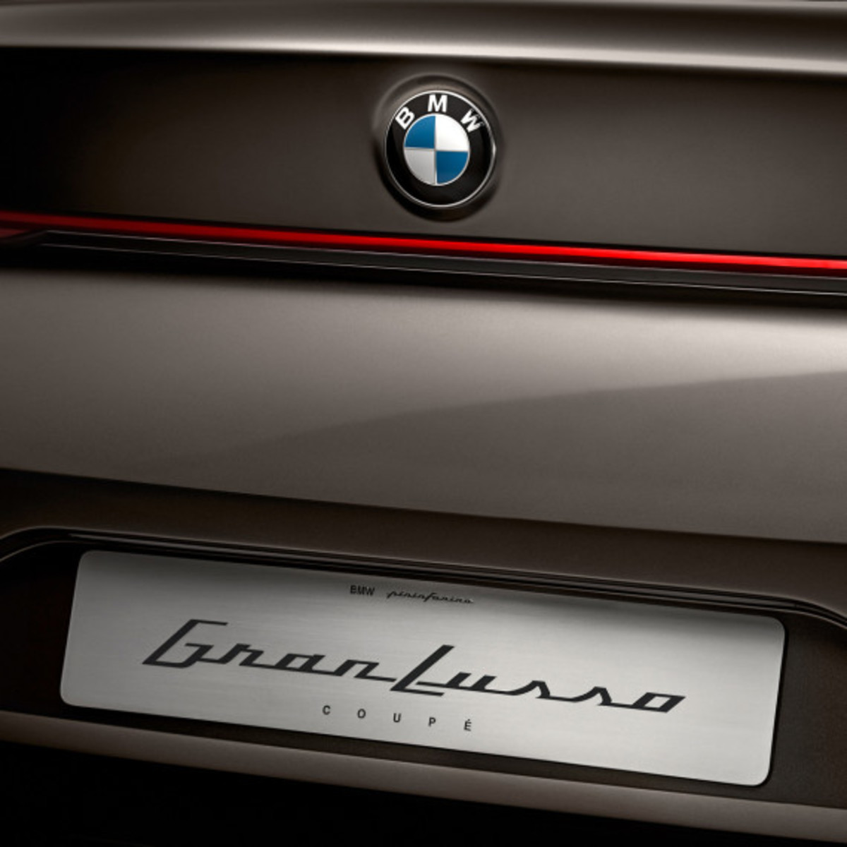 BMW Pininfarina Gran Lusso Coupé - Officially Unveiled - 24