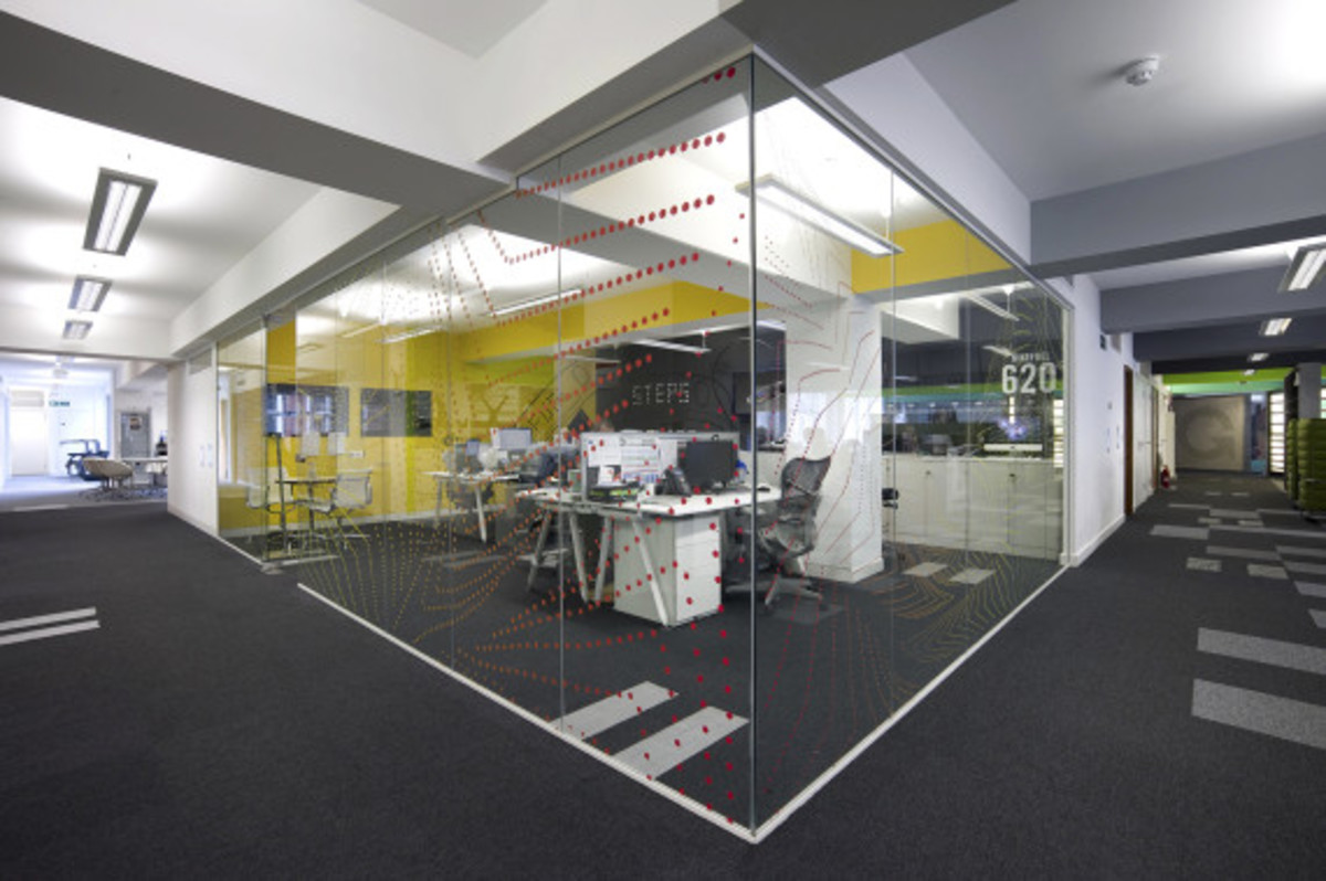 Nike UK Headquarters - Newly Redesigned By Rosie Lee - 29