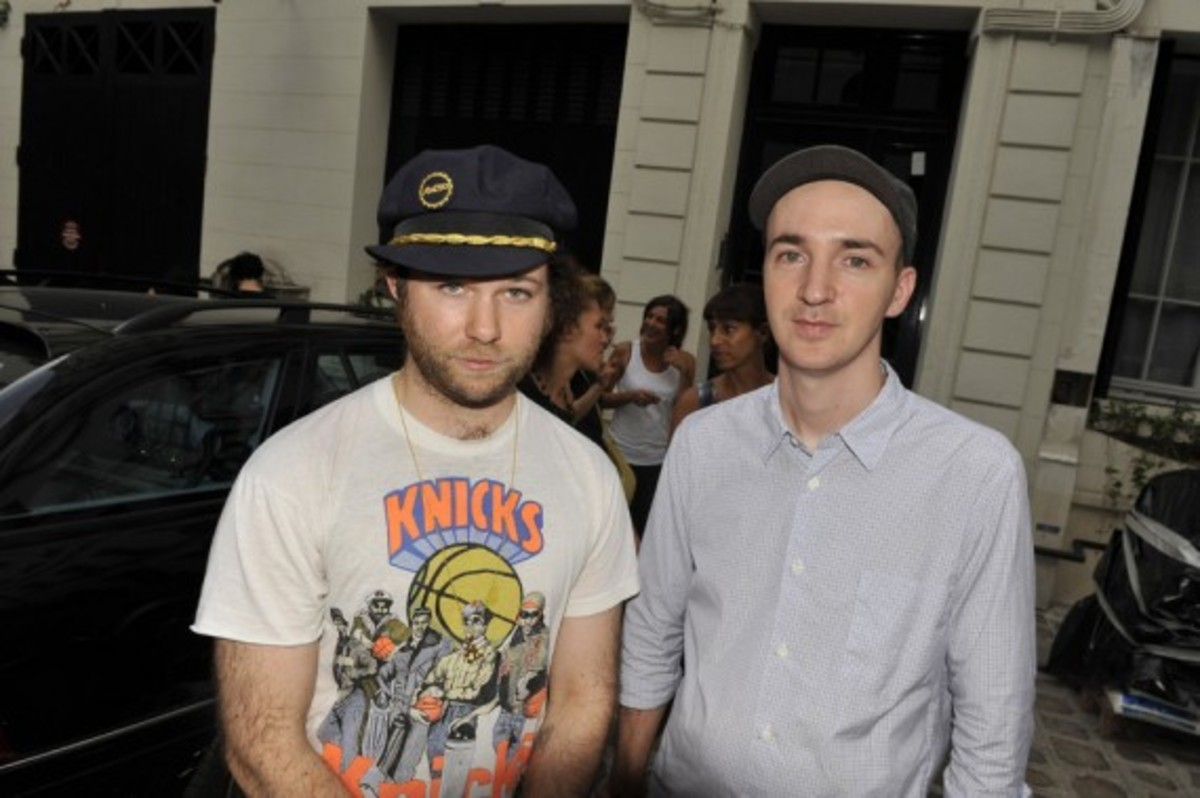 Nike x LIVESTRONG - STAGES Art Exhibition Opening Event - SO-ME & KAWS