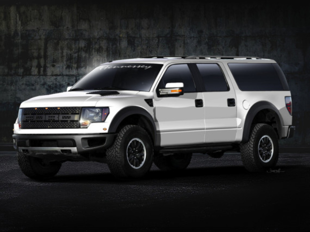 2013 Ford VelociRaptor SUV | Tuned by Hennessey Performance - 0