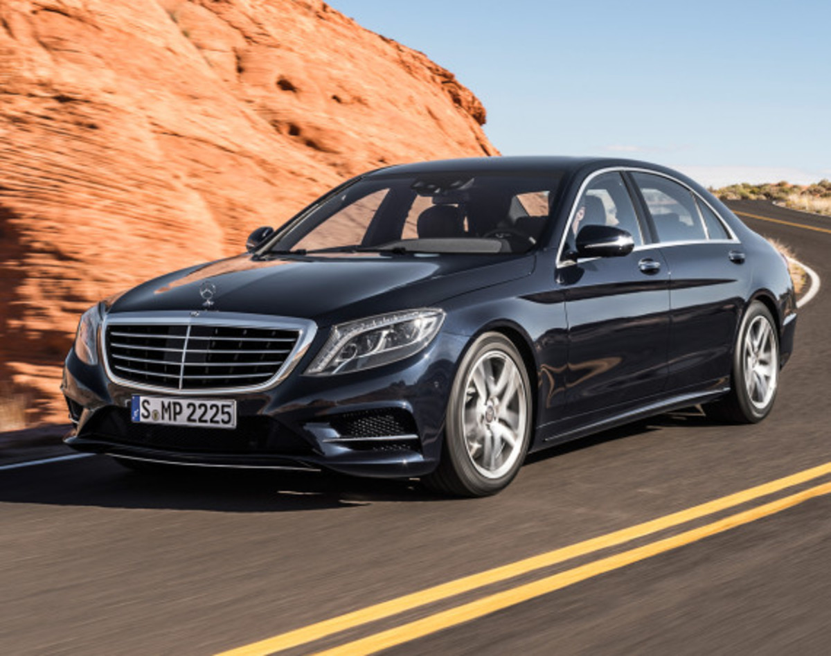 2014 Mercedes-Benz S-Class - New Flagship Model To Redefine Luxury - 24