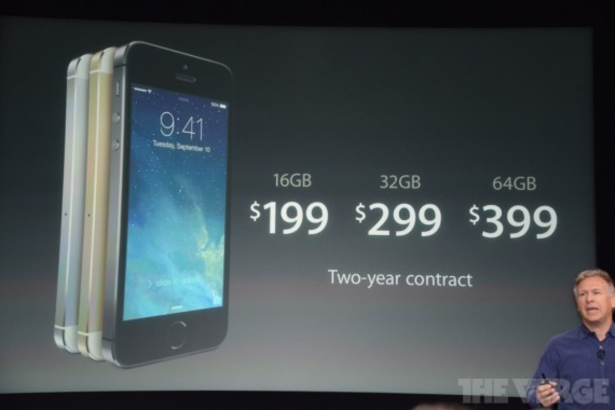 Apple iPhone 5S - Officially Unveiled - 29