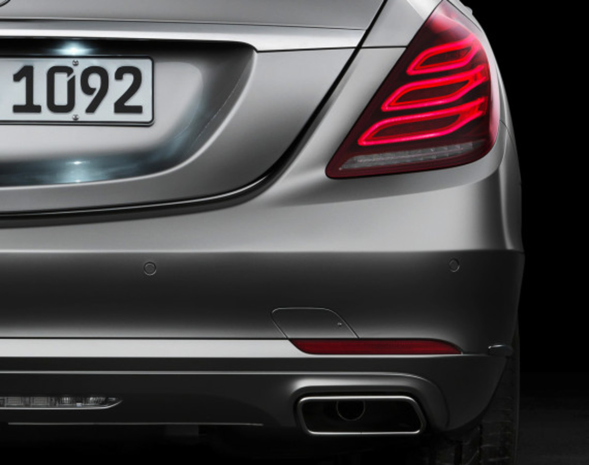 2014 Mercedes-Benz S-Class - New Flagship Model To Redefine Luxury - 11