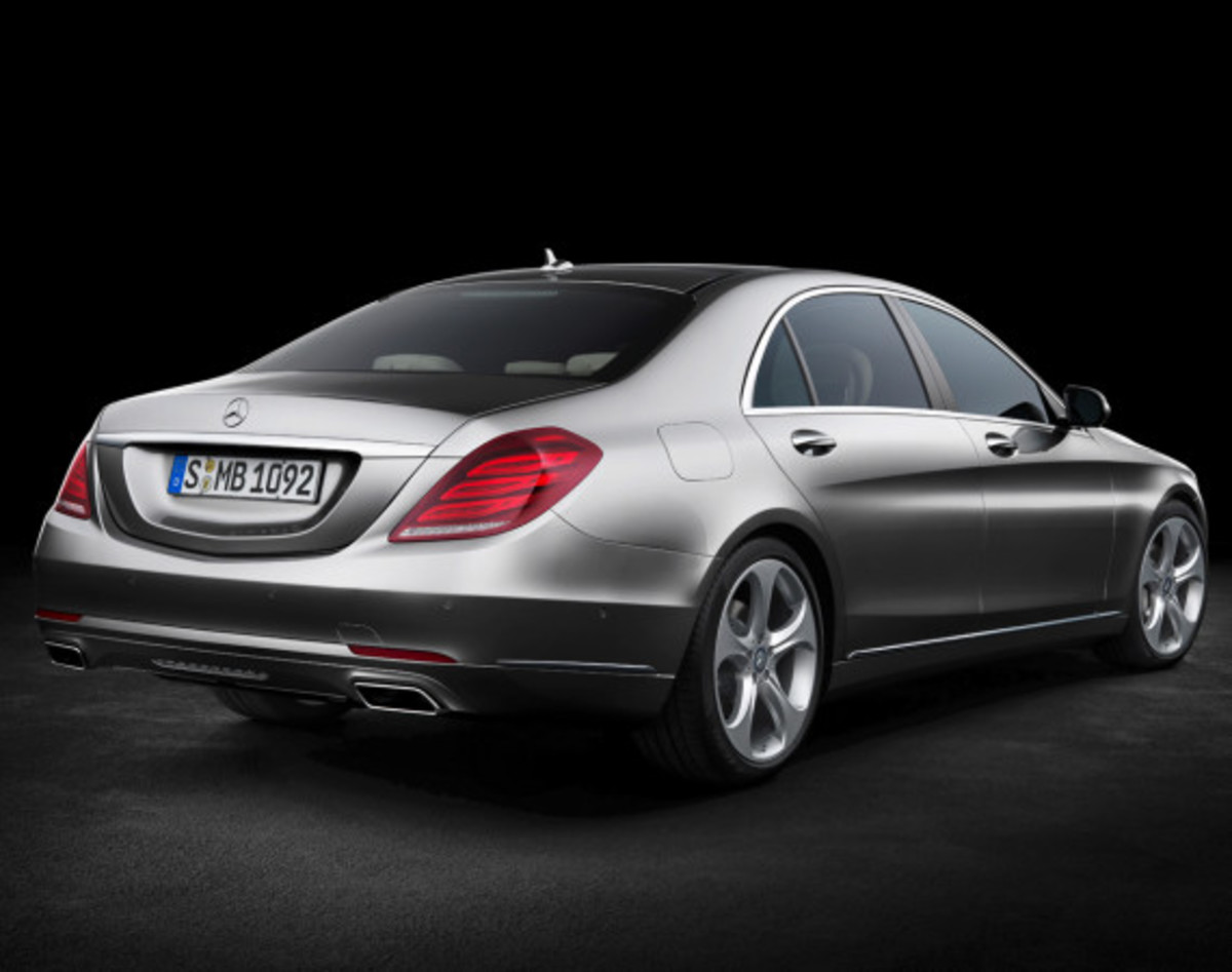2014 Mercedes-Benz S-Class - New Flagship Model To Redefine Luxury - 4