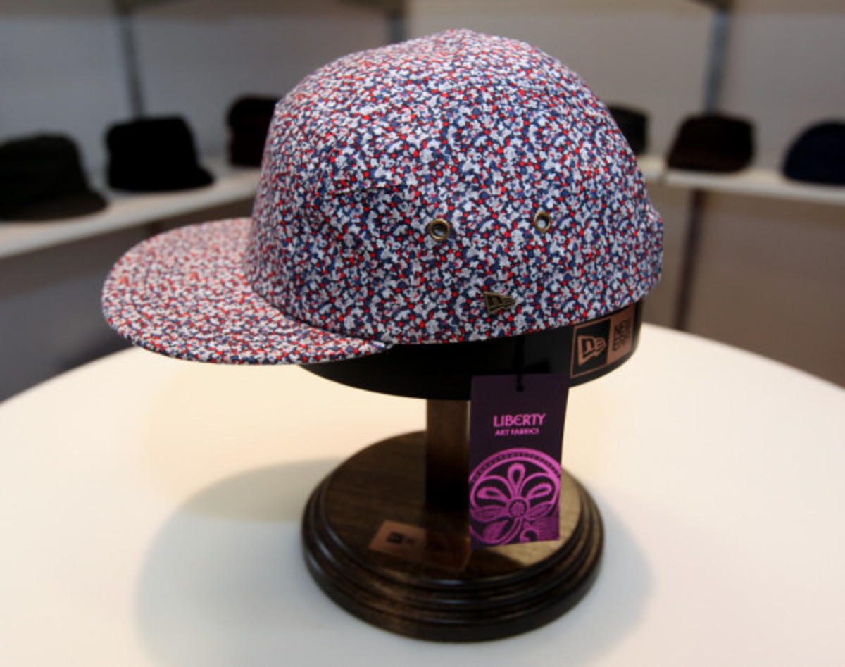AGENDA Show NYC: Liberty x EK By New Era - Hat Collection - 1
