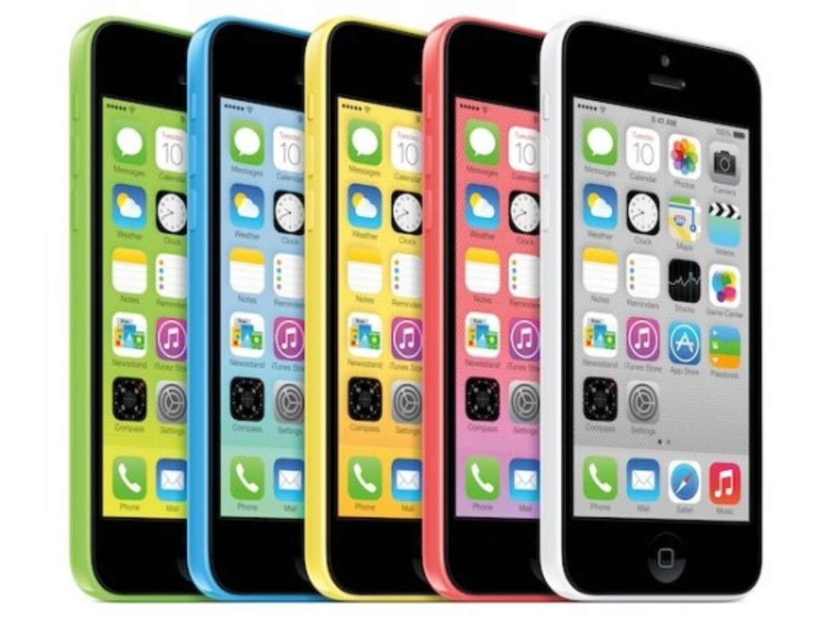 Apple iPhone 5C - Officially Unveiled - 0