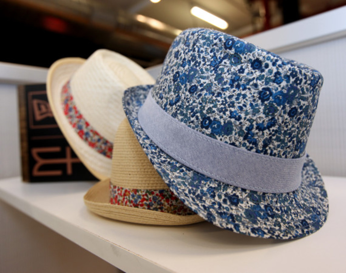 AGENDA Show NYC: Liberty x EK By New Era - Hat Collection - 14