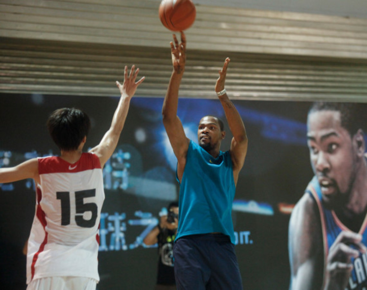 Nike Basketball Summer Nights 2013 with Kevin Durant | Event Recap - 1