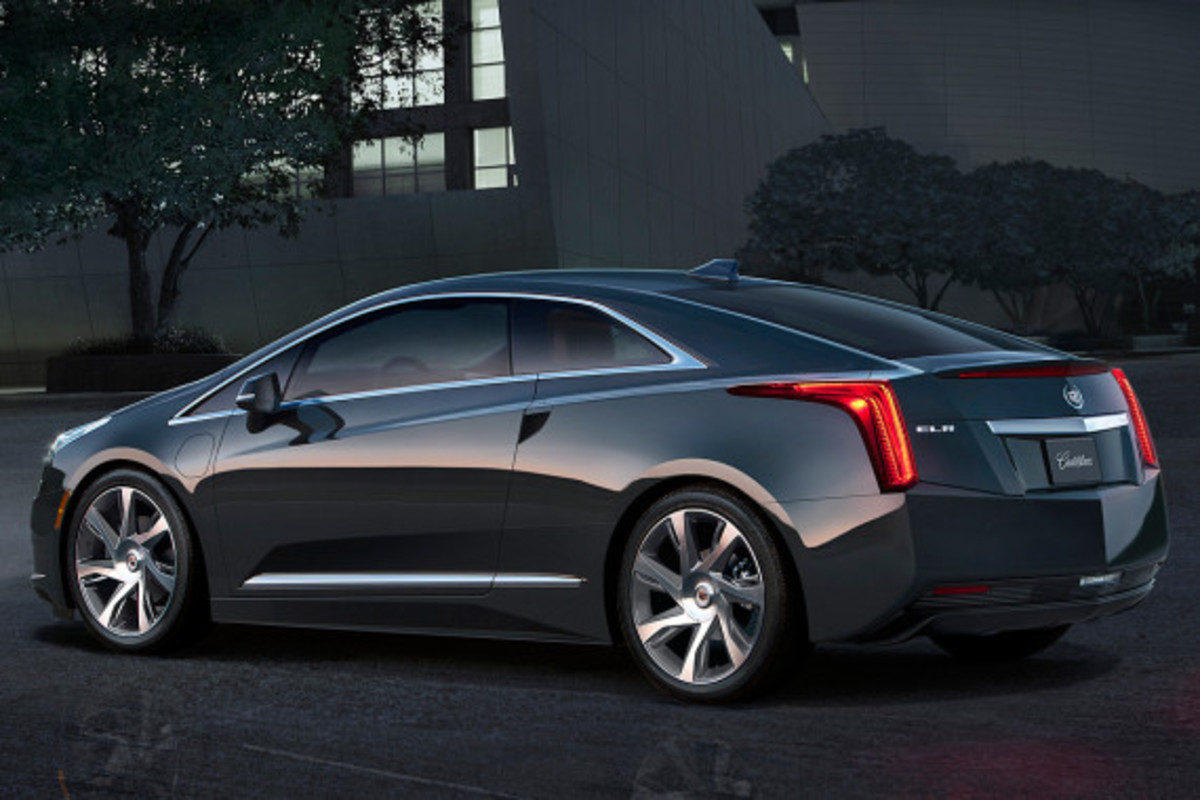"2014 Cadillac ELR - Saks Fifth Avenue ""White Diamond"" Special Edition - 7"