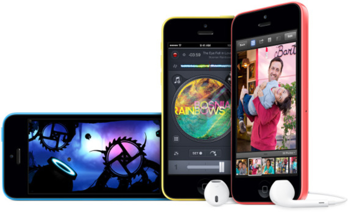 Apple iPhone 5C - Officially Unveiled - 1