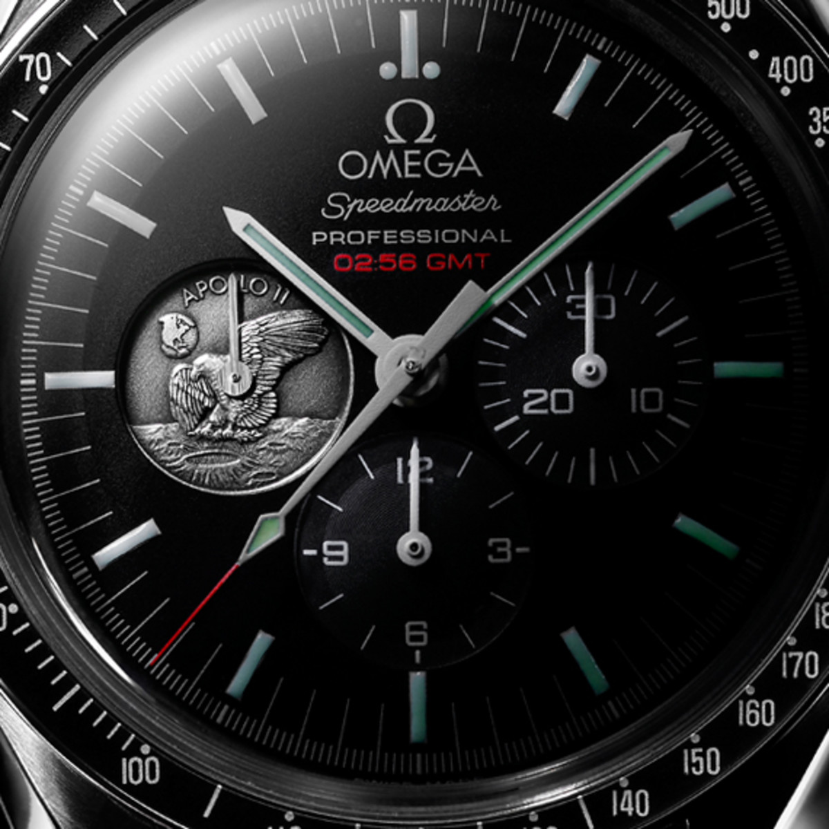 Omega Speedmaster Professional Moonwatch - Apollo 11 40th Anniversary Limited Edition