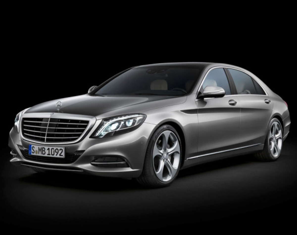 2014 Mercedes-Benz S-Class - New Flagship Model To Redefine Luxury - 2