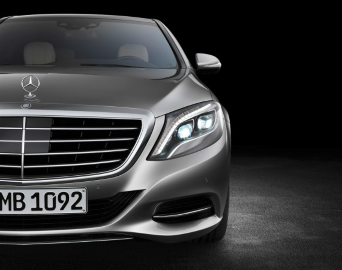 2014 Mercedes-Benz S-Class - New Flagship Model To Redefine Luxury - 1