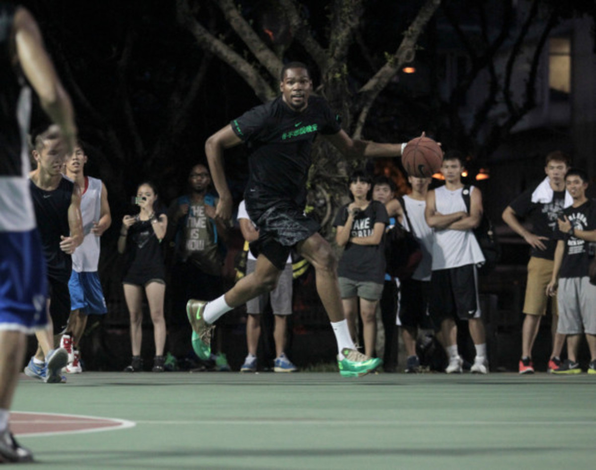 Nike Basketball Summer Nights 2013 with Kevin Durant | Event Recap - 0
