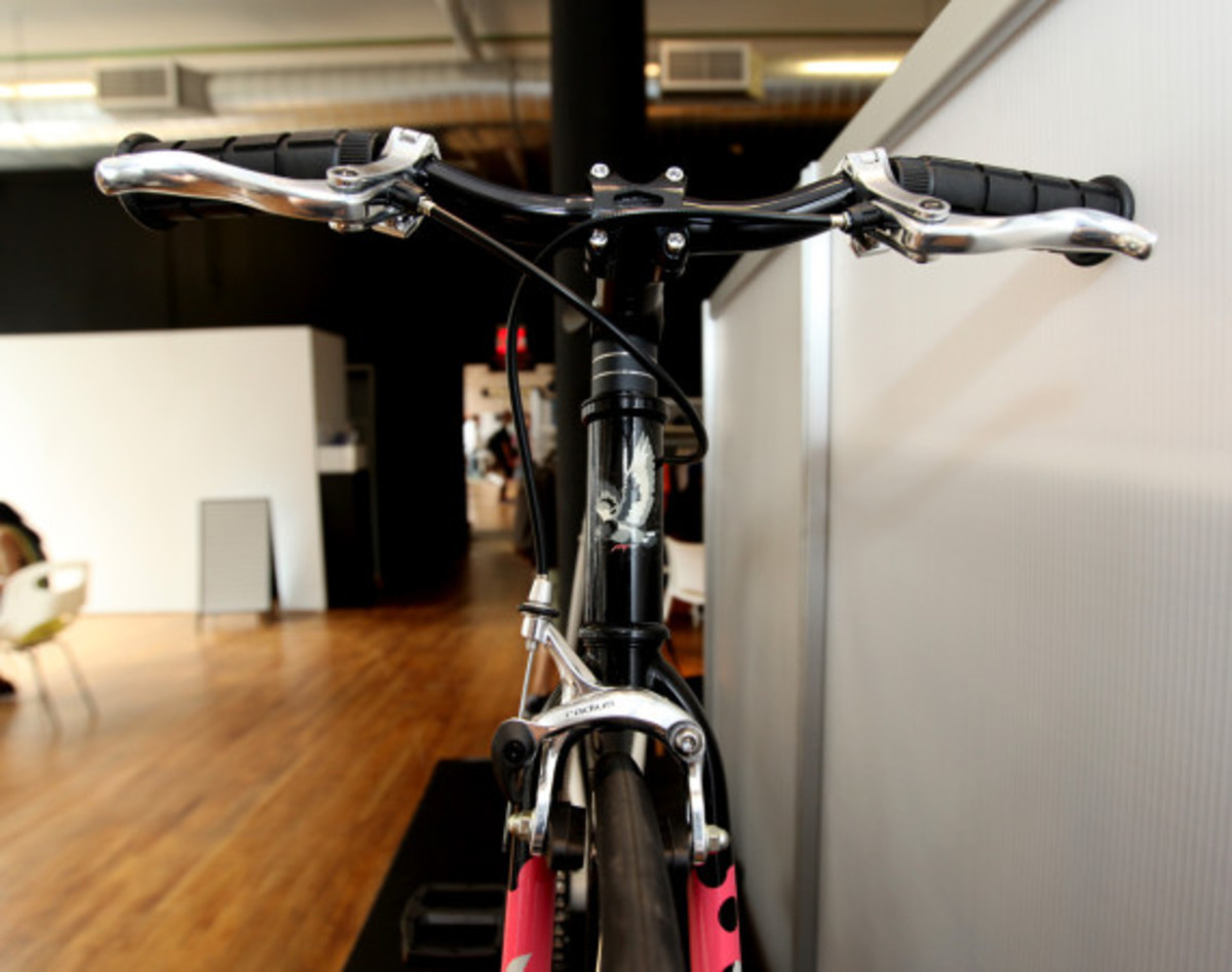 AGENDA Show NYC: STRADA Customs x Staple - Trackster Bicycle - 3