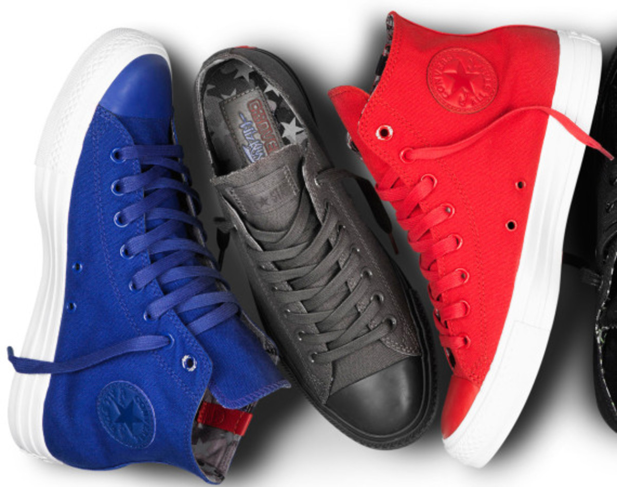 reputable site a8df6 cd7dd Wiz Khalifa x CONVERSE Chuck Taylor All Star Collection - 2