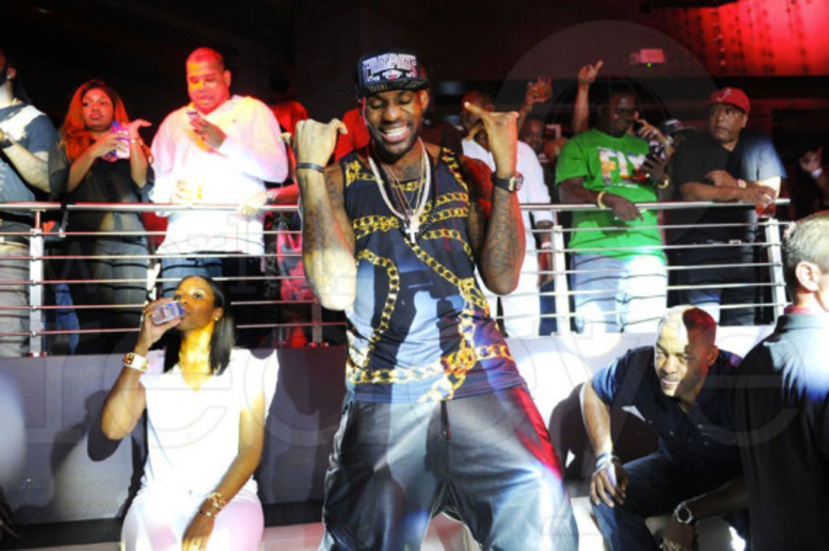Miami Heat - 2013 NBA Championship After Party at STORY | Event Recap - 5