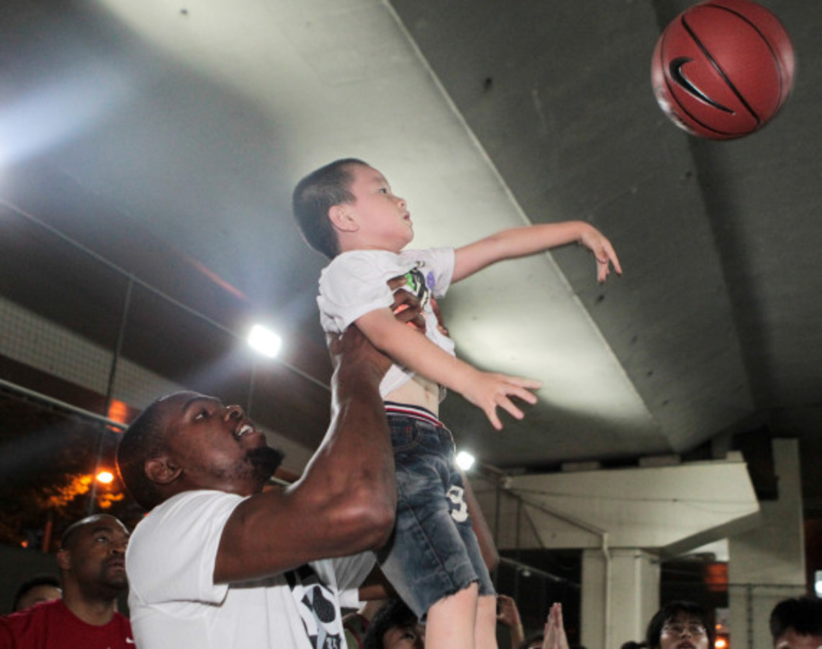 Nike Basketball Summer Nights 2013 with Kevin Durant | Event Recap - 7