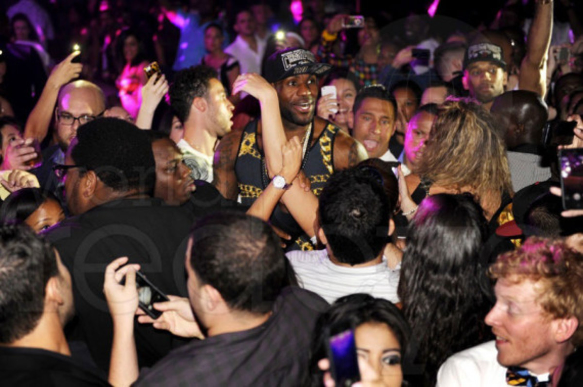 Miami Heat - 2013 NBA Championship After Party at STORY | Event Recap - 2