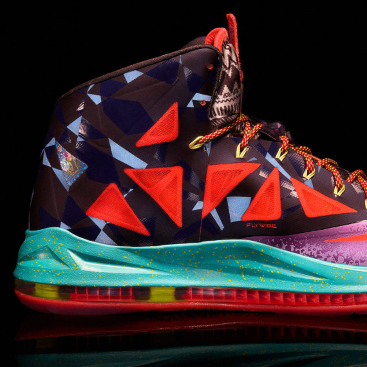 "Nike LeBron X ""MVP"" – Celebrating LeBron James' 4th NBA Most Valuable Player Award - 15"